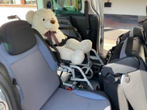 Wheelchair mode